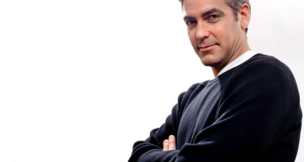 Джордж клуни самый сексуальный мужчина вселенной