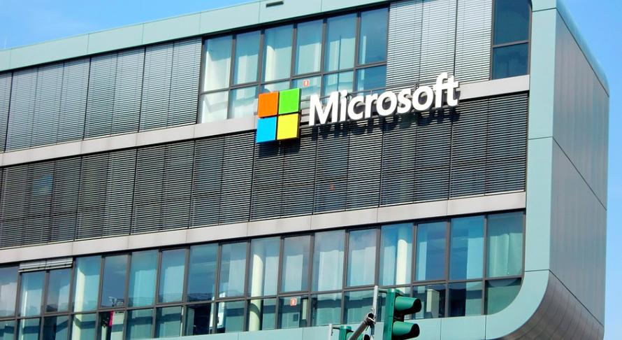 Компания майкрософт официальный сайт вакансии финансовая компания решение сайт